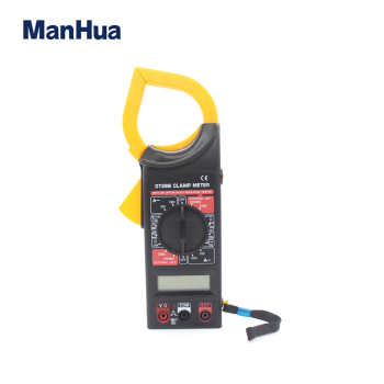 цена на DT266 Insulation Tester Unit Multifunctional Digital Clamp Meter With LCD