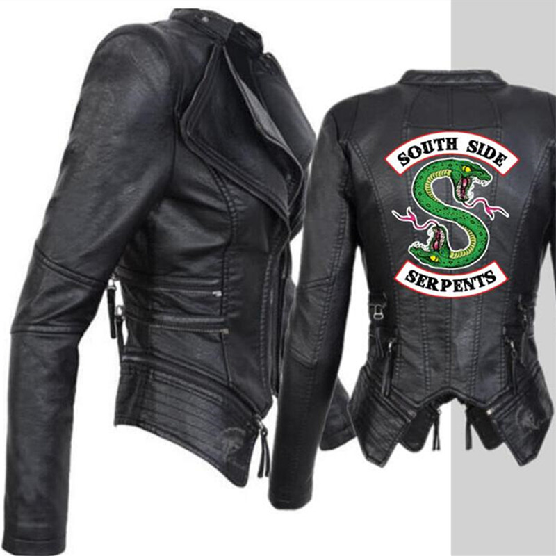 Gothic-PU-jacket-South-Side-Serpents-leather-women-s-fashion-motorcycle-jacket-leather-coat-zipper-stitching(1)