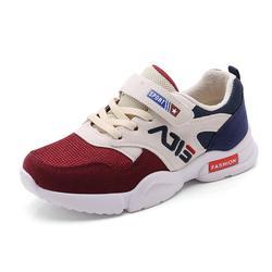2020 nowe dziecięce trampki chłopcy dziewczęta bieganie sport tenis buty z lekką oddychającą siateczką przypadkowi buty do chodzenia dla dzieci w Trampki od Matka i dzieci na