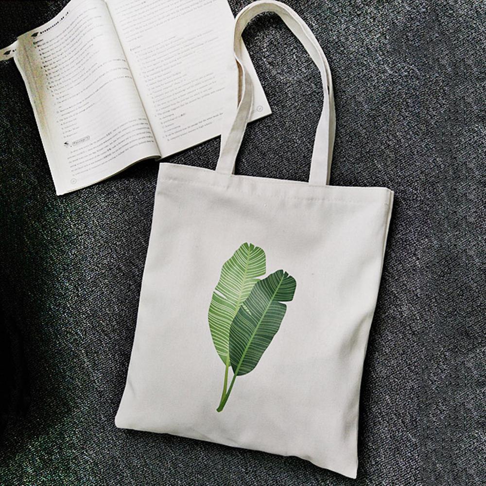 2019 New Female Handbags Selling Fashion Handbag Canvas Tote Ladies Casual Shoulder Bag Reusable Shopping Bags
