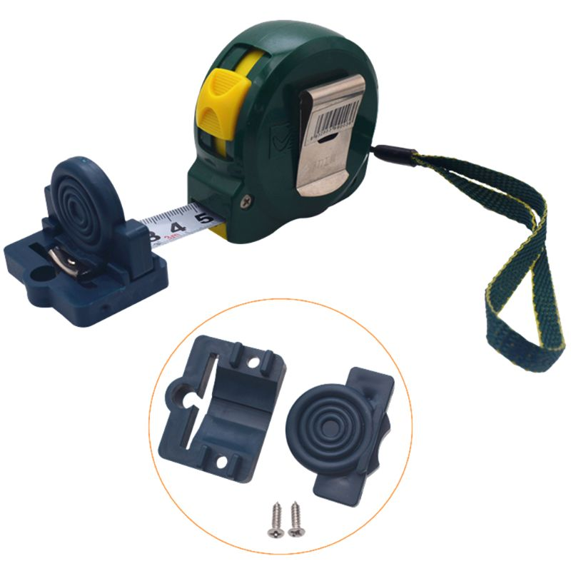 New Tape Measure Attachment Portable Measuring Cutting Precisely For Drywall Cement Board Ceiling Tiles Qiang