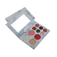 Eye Shadow Blush Pressed Powder  Beauty Glazed Combination Packages Private Label Makeup Palette