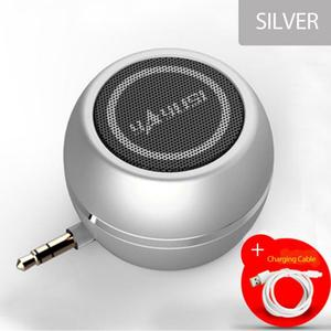 High-quality Mini Speaker Mp3 Music Loudspeaker Player Outdoor 3.5mm Jack Portable Wired Speaker Sound Box For PC Laptop Phones