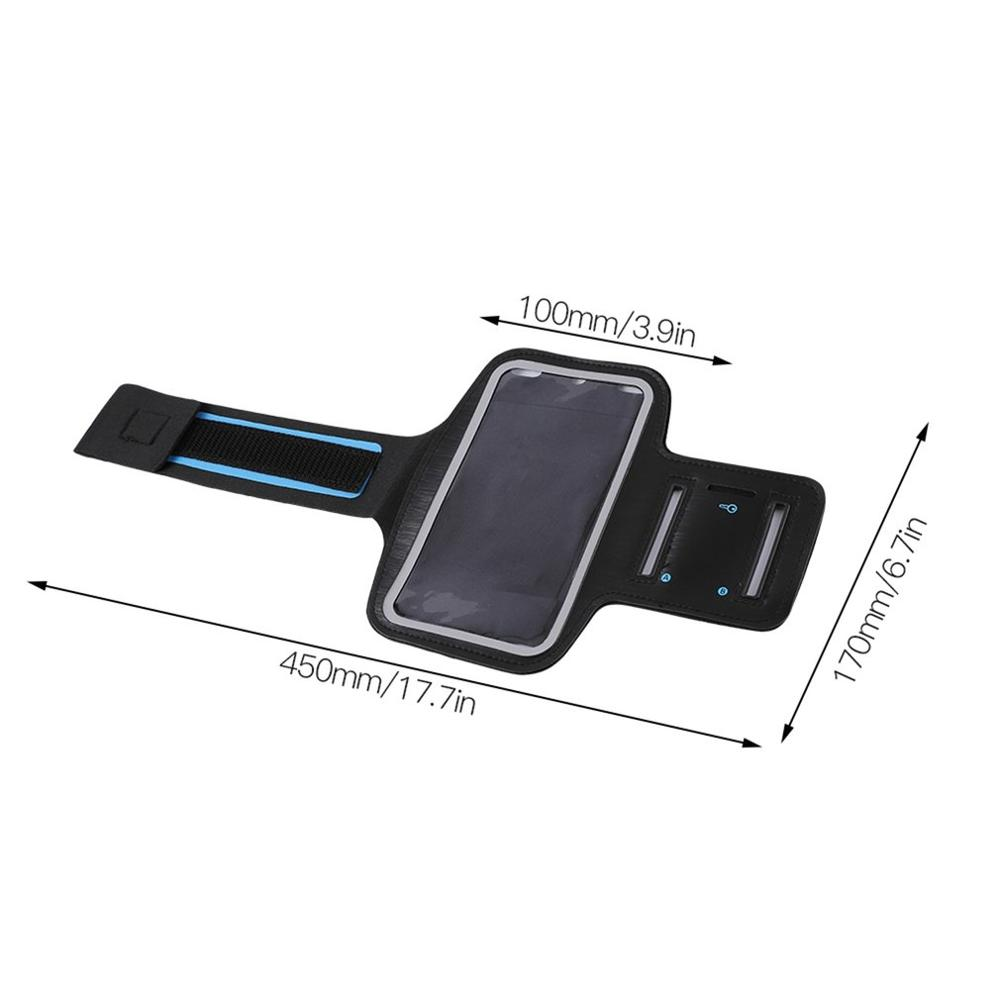Universal Outdoor Sports Phone Holder Armband Case For Phone  Gym Running Phone Bag Arm Band Case