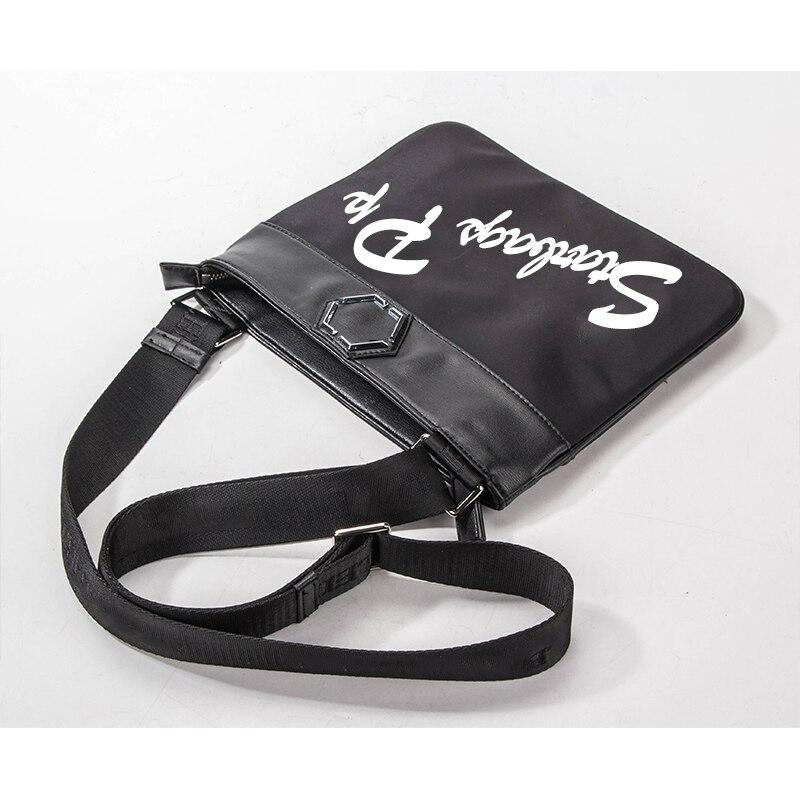 Star Bag Pp  Italian Original Skull Logo Fashion Men's New Shoulder Bag Man Business Travel Messenger  Ultra Thin American Nylon