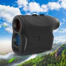 Лазерный дальномер 600 м 900 1200 1500 лазерный для гольфа спорта