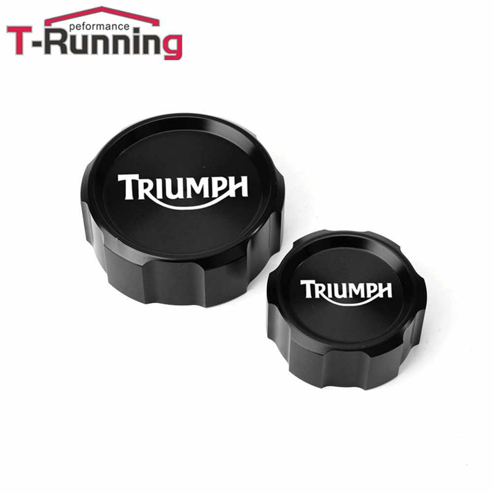 TRIUMPH Street Triple R 2017-2020 Front Brake Fluid Reservoir CAP LID TOP SCREW