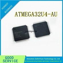 5PCS 10PCS 20PCS ATMEGA32U4 AU ATMEGA32U4 TQFP 44 IC 8 קצת מקורי הטוב ביותר באיכות