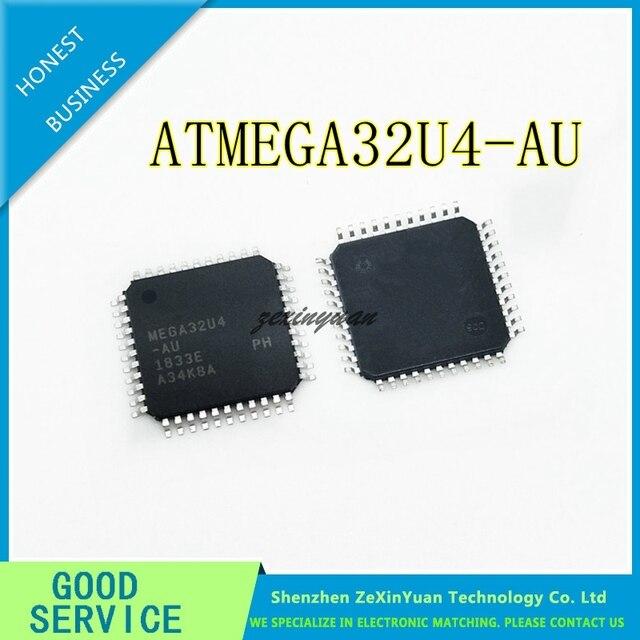 Bộ 5 Bộ 10 20 Chiếc ATMEGA32U4 AU ATMEGA32U4 TQFP 44 IC 8 Bit Ban Đầu Chất Lượng Tốt Nhất