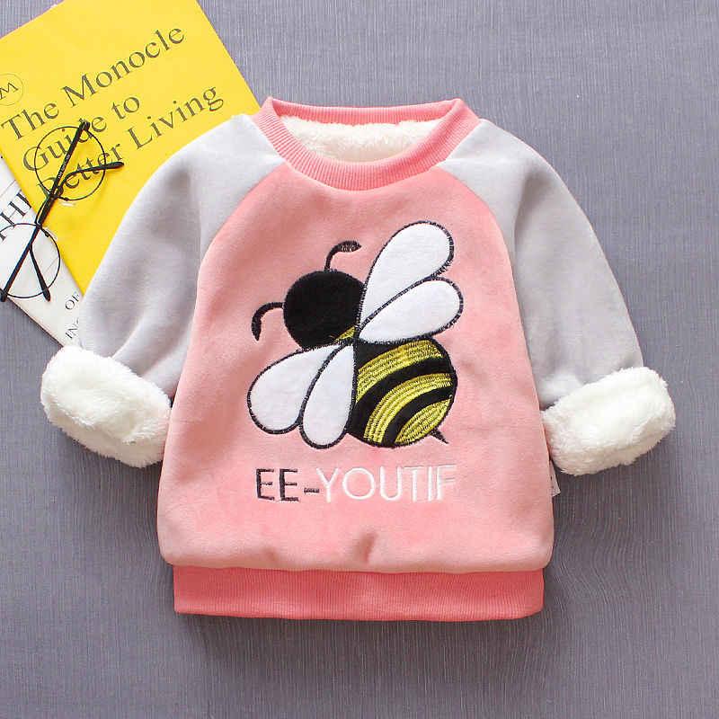 BibiCola sweter dziecięcy Cartoon Cardigan luźne ubrania maluch Boys Baby dziewczyny dzianiny ciepłe swetry wiosna jesień dzieci topy