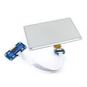 Image 4 - Waveshare écran de papier électronique 800x480 pouces, compatible avec Raspberry Pi STM32, deux couleurs, Ultra faible consommation dénergie
