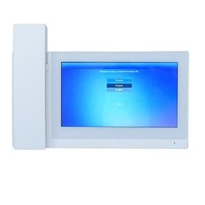 Image 4 - DH logo VTH5221E/EW H moniteur dintérieur tactile de 7 pouces, moniteur de sonnette IP, portable, moniteur dinterphone vidéo, version du micrologiciel SIP