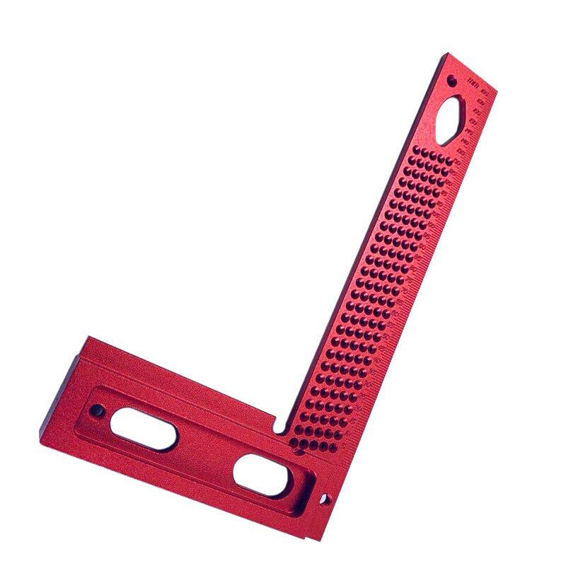 T-200 Precision Woodworking Scribe Aluminum Hole Scribing Gauge Woodworking Carpenter Scriber Marking Device