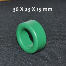 Inductor Ferrite Coil-Toroid 5pcs 36mm 36--23--15mm Cores Outer-Dia