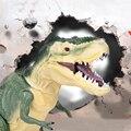 Remote Control Tyrannosaurus Rex Creative Simulation Dinosaur Animal Model Remote Control Children's Educational Toys Gift