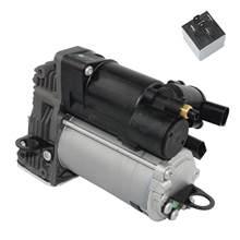 Ap02 compressor de suspensão a ar para mercedes com x164 gl ml 320 350 450 550 a1643201204 novo
