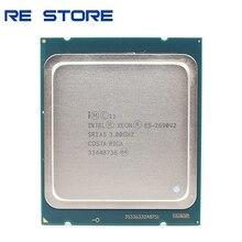 ใช้Intel E5 2690 V2 โปรเซสเซอร์SR1A5 3.0GHz 10 Core 25MB LGA 2011 CPU Xeon CPU