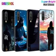 Black Silicone Cover Alan Walker Fashion for Xiaomi Mi A3 A2 A1 5X 6X 6 8 Lite 9 9SE CC9 F1 9T 9TPro Play Phone Case alan walker bergen