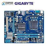 Gigabyte GA-G41MT-S2P Scheda Madre Desktop G41MT-S2P G41 LGA 775 Core 2 Quad Estremo Duo DDR3 8G SATA2 USB2.0 VGA Micro -ATX