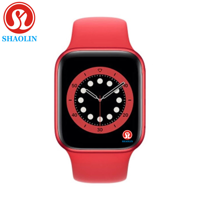 Men Smart watch Series 6 Smartwatch Women Bluetooth Call Watch For Apple Watch iphone Android Phone Watch 38mm 40mm 42mm 44mm 1