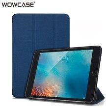 Ultra Slim Lightweight Smart Case For iPad Mini 1 2 3 4 5 Trifold Stand Microfib