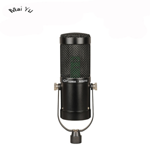 Image 3 - Professional Computer Mobile Phone Live Broadcast Microphone Condenser for Show Live Home Anchor Video Record Karaoke Microfone