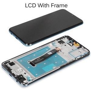 Image 2 - עבור Huawei Honor 10i LCD תצוגה + מסך מגע חדש Digitizer מסך זכוכית פנל החלפה עבור Huawei Honor 10i תצוגה מסך