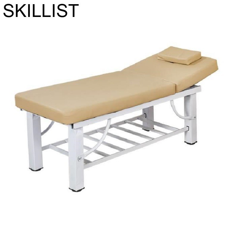 Envio Gratis Silla Masajeadora Dental Beauty Furniture Camilla Plegable De Masaje Tafel Salon Chair Folding Table Massage Bed