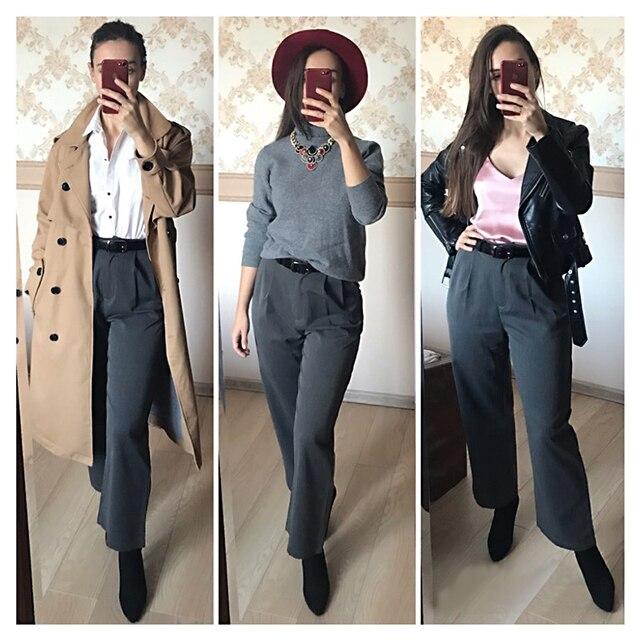 Cinturón retro de cuero genuino para mujer de ONEPAUL de alta calidad con doble hebilla de metal y jeans