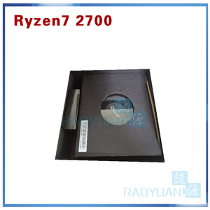 Image 2 - New AMD Ryzen 7 2700 R7 2700 3.2 GHz Eight Core Sinteen Thread 16M 65W CPU with cooler cooling fan