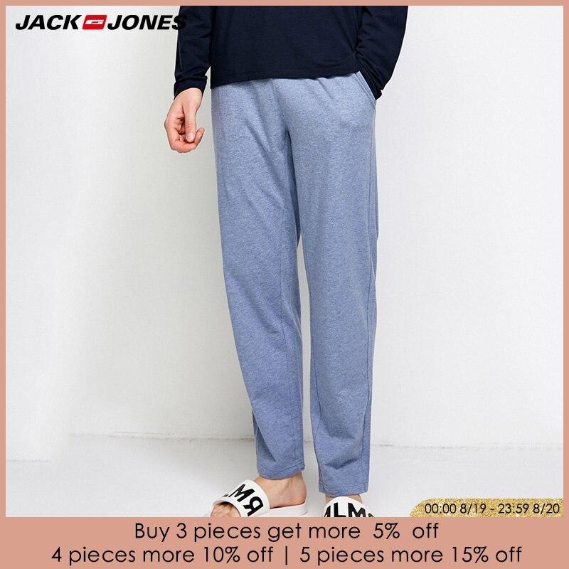 Trousers Track-Pants Jones Summer Men's 100%Cotton Spring New 2183HC503 Jack