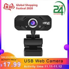Hxsj S50 usb webカメラ 720p hd 1MPコンピュータカメラウェブカメラ内蔵吸音マイク 1280*720 ダイナミック解像度camera webcamcomputer camerausb web camera