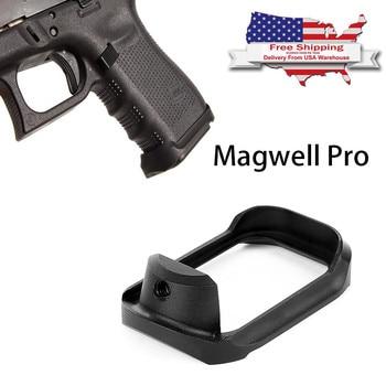 Glock PRO Aluminum MAGWELL for GEN 3 / 4 GLOCK 19 23 32 38