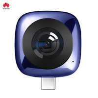 Panoramic Camera Huawei 360° Panoramic Video Camera HD Lens 3D live Camera CoolPlay Version For Tyepe-c Android phone
