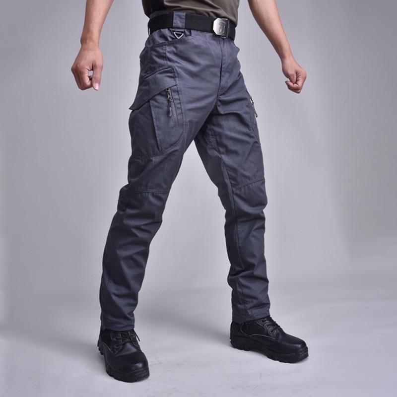 Outdoor Consul Tactical Pants IX9 City Secret Service Trousers Camouflage Military Fans IX7 Military Shirts Men