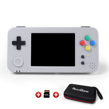 Gamekiddy 350H, GKD350h Retro Game Console, 3.5 Inch Ips Scherm Draagbare Video Game Handheld, PS1 Games Speler Rg350h(China)