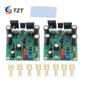 Image 1 - TZT כיתת AB MOSFET L7 אודיו מגבר כוח ערוץ כפול 300 350WX2 מגבר לוח על ידי LJM