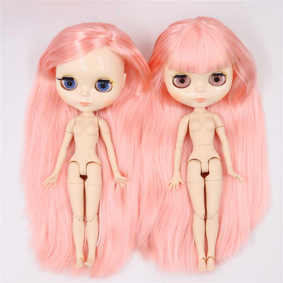 Usine glacée blyth poupée bjd jouet joint corps peau blanche visage brillant 30cm 1/6 en vente offre spéciale