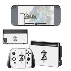 Image 3 - The Legend of Zelda Nintendoswitch Skin Nintendo Switch Sticker Decal per Nintendo Switch Console Joy con Controller Skin Sticker