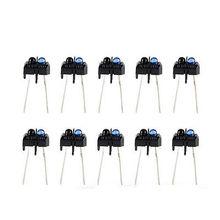цена на 10 TCRT5000L TCRT5000 reflective photoelectric switch infrared optical sensor electronic component accessory module