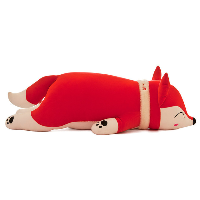 35/50/60cm Kawaii Dolls Stuffed Animals & Plush Toys for Girls Children Boys Toys Plush Pillow Fox Stuffed Animals Soft Toy Doll