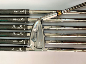 TopRATED RomaRo CX-Forged Irons RomaRo Golf Forged Iron Set RomaRo Golf Clubs 4-9P(7PCS) Steel/Graphite Shaft with Head Cover
