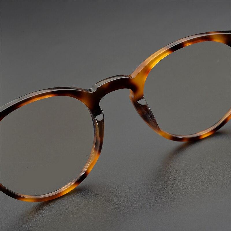 Image 5 - Винтажные оптические очки, оправа OV5183, очки о 'мэлли для женщин и мужчин, оправы для очков, очки по рецепту для близорукости-in Мужские очки кадры from Аксессуары для одежды on AliExpress - 11.11_Double 11_Singles' Day