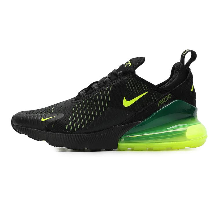 Original Nike Air Max 270 Men's Running Shoes Breathable Sport Outdoor Sneakers Fashion Jogging Athletic Designer Footwear