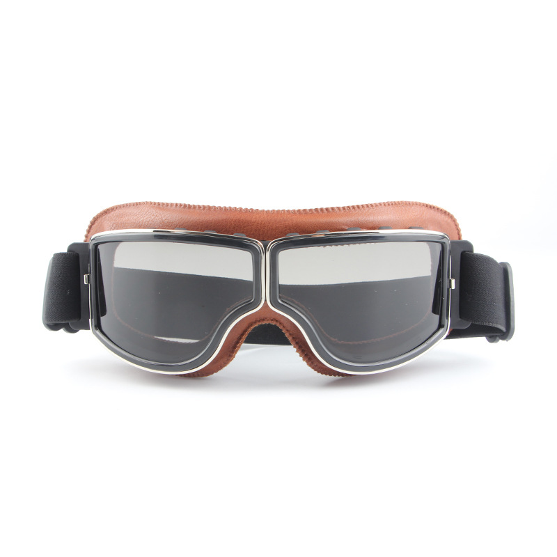 Harley Goggles Retro Off-road Eye-protection Goggles Motorcycle Wind-proof Glasses Outdoor Riding Goggles