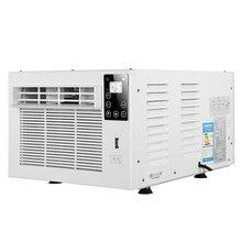 110V mobilny klimatyzator łatwy montaż wielofunkcyjnego sprężarki łóżko chłodnicze mini klimatyzator dla zwierząt domowych