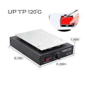 Image 1 - ANSAI 918B, Thermostat, Machine de chauffage réparation de téléphone portable écran LCD séparateur ouvert station à dessouder pour iPhone Samsung