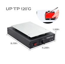 ANSAI 918B Thermostat heating Machine mobile phone repair LCD Screen Open separator desoldering station for iPhone Samsung