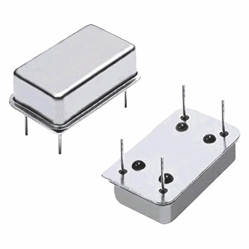 5pcs/lot Rectangular Active Crystal Oscillator 50M 50MHZ 50.000MHZ DIP-4 In Stock