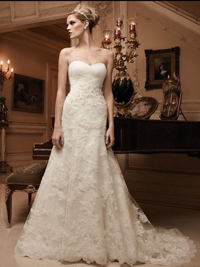 Casamento A-line Bridal Gown Vestido De Noiva Renda 2016 New Sexy Fashionable Long Lace Wedding Dress With Jacket Free Shipping